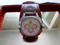 Ceas TagHeuer chronometer (swiss rw 1:1,r),impecabil,ramburs