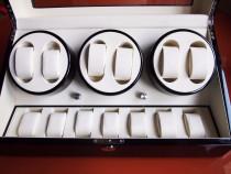 Cutie intoarcere ceasuri automatice capacitate 6+7 locuri