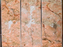 Piatra naturala roz 8x22