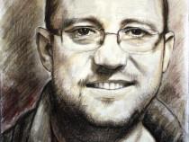 Portret în creion desene la comanda după poză