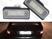 Set lampa led numar mercedes benz e – class w211, cls w219,