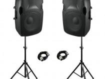 Sistem audio Ibiza Sound XTK12, 2X500W