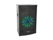 "Boxa 3 cai Ibiza Sound X-LED15, 15"", 700W iluminata LED"