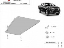 Scut metalic cutie de viteze Isuzu D-Max dupa 2012