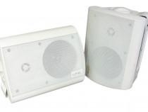Set boxe sonorizare LTC Audio SSP504W 90W albe