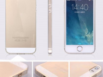 Iphone 5 5s se - husa slim 0.3mm silicon moale transparent