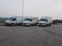 Distributie de marfa supermarket & centre logistice