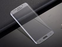 Folie Sticla Samsung Galaxy S7 Edge g935 Clear Glitter