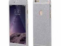 Folie Autoadeziva iPhone 6 Plus iPhone 6s Plus Fullset Silve
