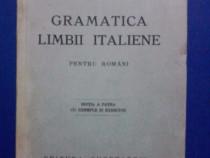 Gramatica limbii italiene - C. Perussi / R3P1F