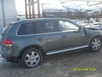 Dezmembrez Volkswagen Touareg din 2002-2007, 5.0 tdi