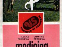 Medicina de vacanţă de Ileana, Dumitru Rebedea