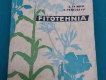 Fitotehnia manual pentru școli tehnice agricole/a. taindel