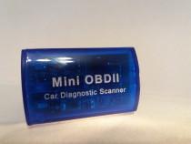 Tester / Interfata OBD 2 II Bluetooth Diagnoza auto (obd2 ob