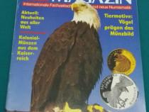 Revistă numismatică/ munzen sammeln/nr. 4* 1993