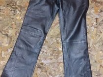 Pantaloni piele naturală second