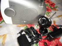 EL RO, sistem de supraveghere nou, compus dintr-o camera vid