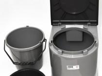 Toaleta portabila (WC) –pt camping sau pers. cu dizabilitati