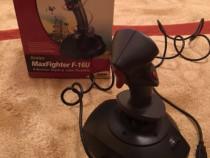Joystick Genius MaxFighter F-16U pentru PC