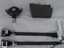 Kit airbag nissan juke 2011+ volan,pasager,centuri si preten