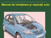 Manual reparatii limba romana Citroen C3 (2002-2005) - 60 le