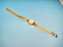 5199a- Ceas LUCERNA Swiss made 17 jewels dama aurit.