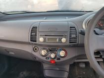 CD player original Nissan Micra K12 1000 1.0 benzina