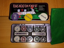 Poker Texas Holdem Set 200 pcs