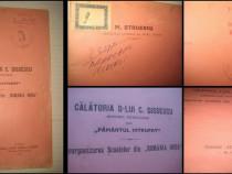 M.Stroescu-Calatoria C.Dissescu prin Pamantul Intrupat 1913