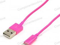 Cablu iPhone 5 - USB A tata, lungime 1m - 127916