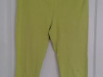 Pantaloni verzi ¾,pentru femei insarcinate