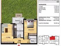 Apartament UNIC 2 camere Bragadiru/haliu dezvoltator!
