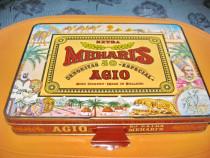 Cutie mare vintage tigarete meharis olanda stare foarte buna