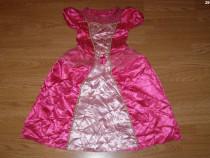 Costum serbare printesa aurora pentru copii de 3-4 ani