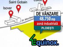 4,87 ha teren industrial Ploiesti, Lukoil