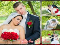 Pachet complet pentru nunta (foto-video-sonor)