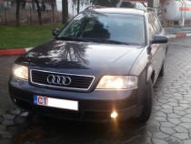 Audi A6 Combi 2,5TD -6 viteze-Climatronic-Carlig remorcare