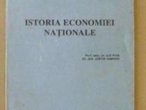 """Istoria economiei nationale"" - Ilie Puia, Justin Tambozi"