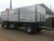 Remorca cereale 26 tone, volum 30mc, an fabricatie 2012