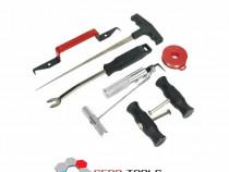 Set scule pentru demontat parbrize auto Gebo Tools , Nou!