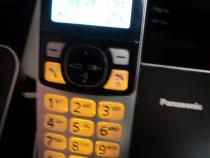 Telefon fara fir fix de camera model panasonic,taste mari