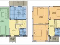 Casa, duplex, Bragadiru, Iederei