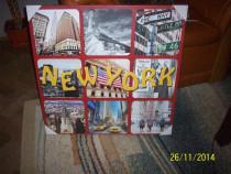 Tablou canvas design pentru living nou nout