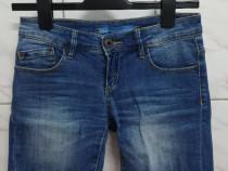 Pantaloni Blugi scurti dama Kenvelo marimea 25 / XS - Noi