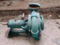pompa  de apa  balastiara irigatii