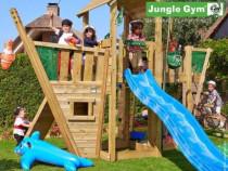 Loc de joaca Copii tip Vapor, Jungle Gym Modul Boat
