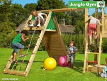 Perete de Catarare, Plasa pt Copii - Jungle Gym, Modul Climb