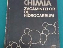 Fizico-chimia zăcămintelor de hidrocarburi/ g. manolescu, e.