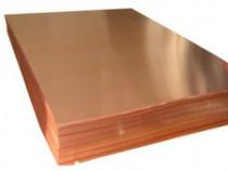Tabla cupru 1.5mm tabla arama coala CuDHP CuETP alama inox