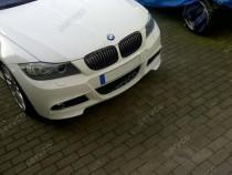 Prelungiri splitere flapsuri BMW E90 E91 2009-2012 M pack v4